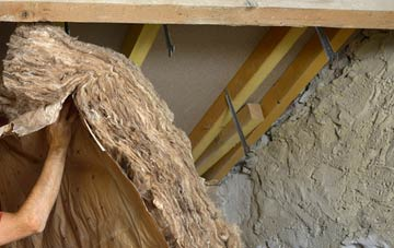 Northumberland pitched roof insulation costs